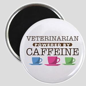 Veterinarian Powered by Caffeine Magnet