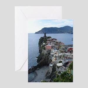 Cinque Terre Greeting Card