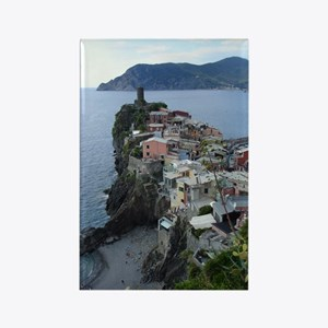 Cinque Terre Rectangle Magnet