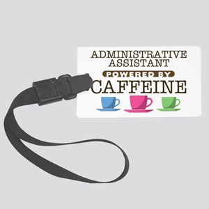 Administrative Assistant Powered by Caffeine Large