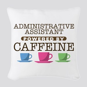 Administrative Assistant Powered by Caffeine Woven
