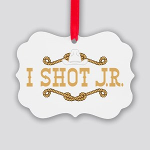 Dallas TV Picture Ornament