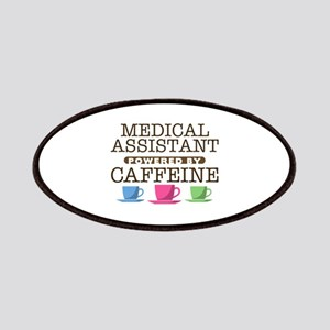 Medical Assistant Powered by Caffeine Patches