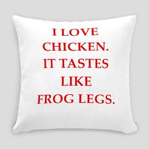 chicken Everyday Pillow
