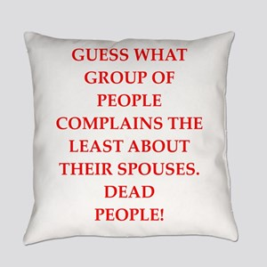 dead people Everyday Pillow