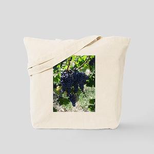 Tuscany Grapes Tote Bag