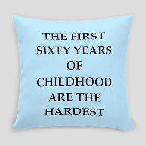 birthday joke Everyday Pillow