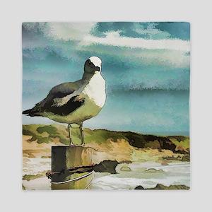 Seagull Sentry Queen Duvet
