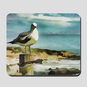 Seagull Sentry Mousepad
