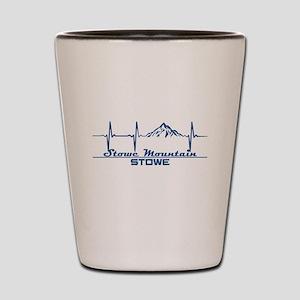 Stowe Mountain Resort - Stowe - Vermo Shot Glass
