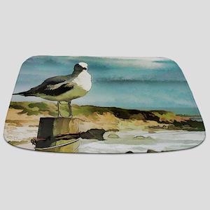 Seagull Sentry Bathmat