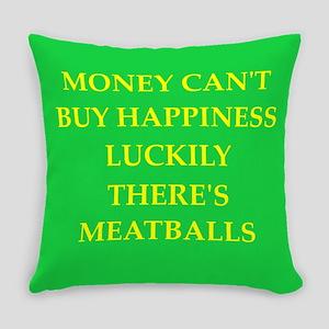meatballs Everyday Pillow