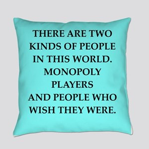 monopoly Everyday Pillow