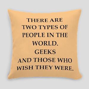 geek Everyday Pillow