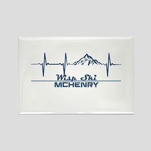 Wisp Ski Resort - McHenry - Maryland Magnets