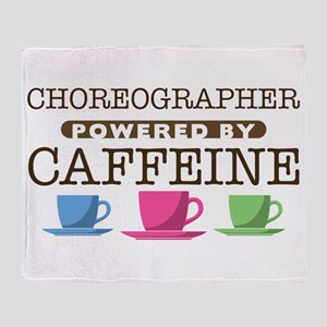 Choreographer Powered by Caffeine Stadium Blanket