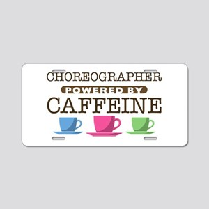 Choreographer Powered by Caffeine Aluminum License