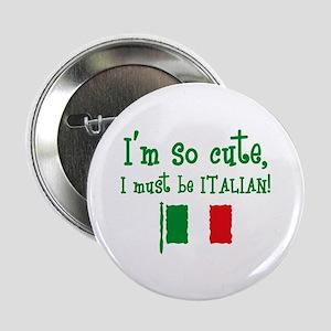 So Cute Italian Button
