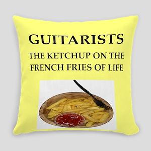guitar Everyday Pillow