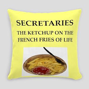 secretary Everyday Pillow