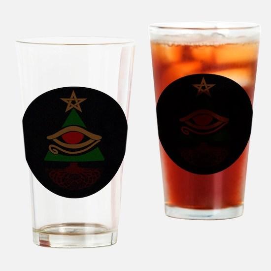 Mythmas Tree Drinking Glass