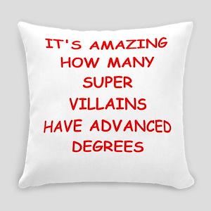 super villians Everyday Pillow