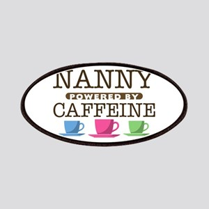 Nanny Powered by Caffeine Patches