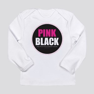 Breast Cancer A Long Sleeve T-Shirt