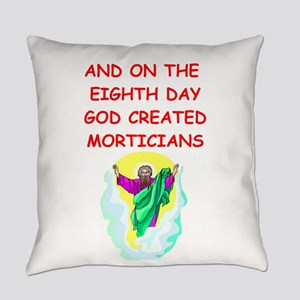 MORTICIANS Everyday Pillow