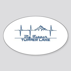 Big Tupper Ski Area - Tupper Lake - New Sticker
