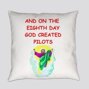 PILOTS Everyday Pillow