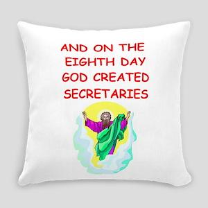 SECRETARIES Everyday Pillow