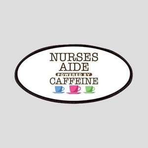 Nurses Aide Powered by Caffeine Patches