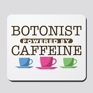 Botonist Powered by Caffeine Mousepad
