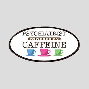 Psychiatrist Powered by Caffeine Patches