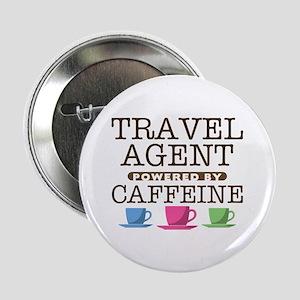 "Travel Agent Powered by Caffeine 2.25"" Button"