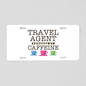 Travel Agent Powered by Caffeine Aluminum License