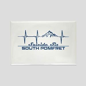 Suicide Six - South Pomfret - Vermont Magnets