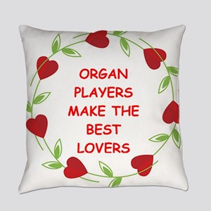 ORGAN Everyday Pillow
