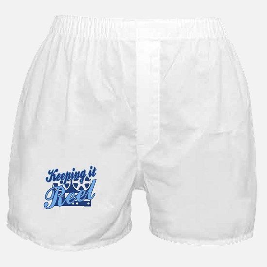 Keeping it Reel Boxer Shorts