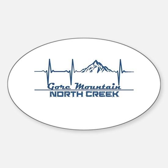 Gore Mountain - North Creek - New York Decal