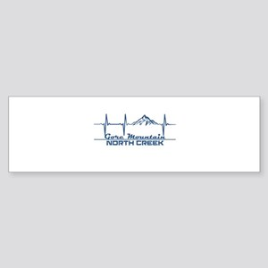 Gore Mountain - North Creek - New Bumper Sticker