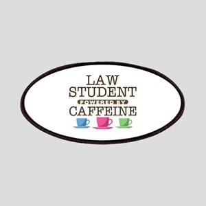 Law Student Powered by Caffeine Patches