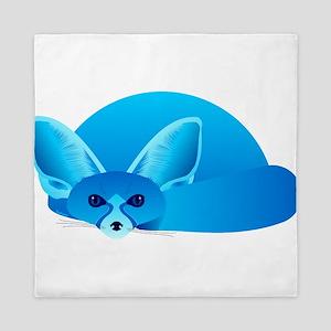 Winter Fox Queen Duvet