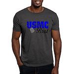 USMC Brat ver2 Dark T-Shirt
