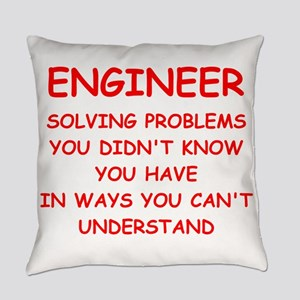 ENGINEER Everyday Pillow