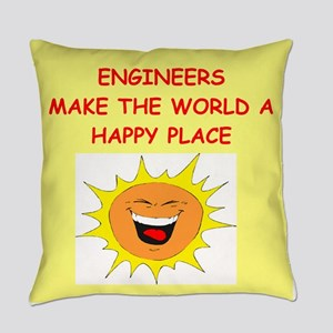 ENGINEERS Everyday Pillow