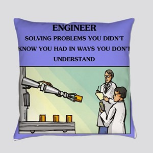 engineering Everyday Pillow