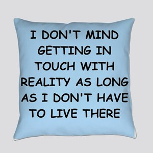 PSYCHo Everyday Pillow