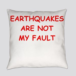 GEOLOGY Everyday Pillow